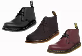 Dr Martens Manton Mens Desert Style Leather Boots