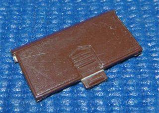 Original Nintendo Game Watch Battery Cover Manhole Gold