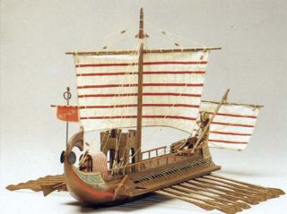 Mantua Model Caesar Art 770 Wooden Model Boat Kit