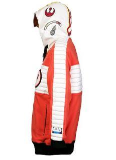 New Marc Ecko Star Wars x Wing Pilot Hoodie XXL