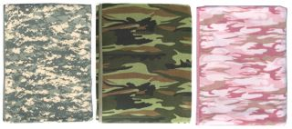 Camouflage Polar Fleece Comfortable Blankets 60 x 80