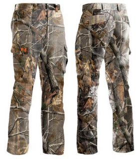 New Under Armour allseason Realtree Camo Field Pant Mens Size 44 32 $