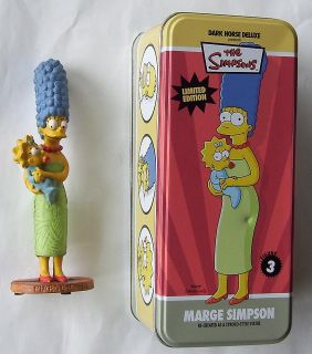Marge Simpson Dark Horse Deluxe Syroco Style Statue Limited Edition