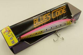 Maria Blues Code C 115 Freshwater Sinking Pencil Fishing Bait 115mm