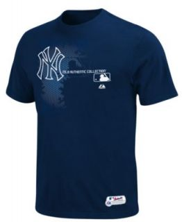 Majesic MLB Big and all  Shir, Auhenic New York Yankees Change
