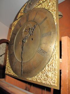 Maple Co of London Antique Grandfather Clock