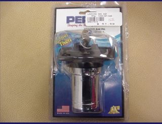 Perko Locking Gas Cap 1399DP0CHR