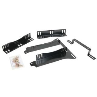 Summit Racing Seat Bracket Fixed Mount Steel Black Ford Each G11507904