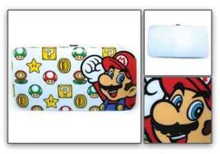 Super Mario Nintendo Logo Hinge Wallet