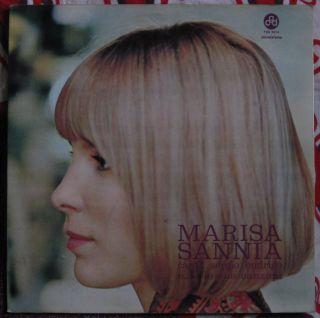 Marisa Sannia Canta Sergio Endrigo Orig CGD Label 1970 EX LP