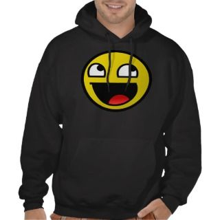 Awesome Face! Hoody