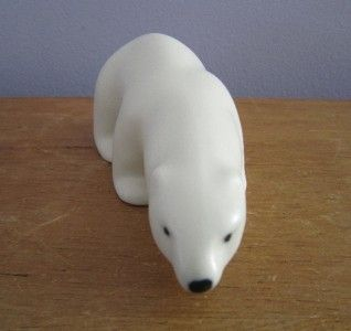 Mint Vintage 1960s Arabia Finland Raili Eerola Polar Bear Figurine No