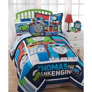 Hit Entertainment Bedding, Thomas the Tank Engine Reversible Comforter