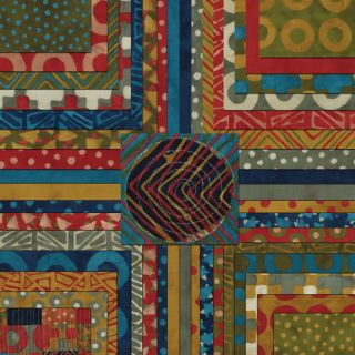 Moda SIMPLE MARKS BY Malka Dubrawsky Charm Pack, (42) 5 Quilt Fabric