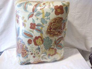 Martha Stewart Elizabetha Neutral Multi Queen Comforter