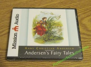 Andersens Fairy Tales Unabridged Audio CD Set New