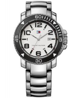 Game Time Watch, Mens Oakland Athletics Black Rubber and Stainless