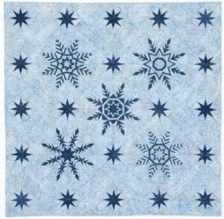 Reach for The Stars Mariners Compass Quilts