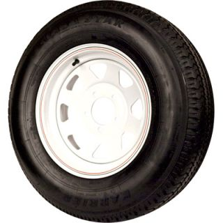 Martin Wheel Speed 8 Ply Radial Trailer Tire Spoke