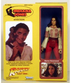 Marion Ravenwood Indiana Jones Custom Fig Display Box