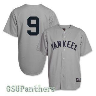Roger Maris New York Yankees Cooperstown Grey Road Jersey Sz s 2XL