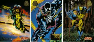 Marvel Universe Series 5 Marvel 1994 Complete Trading Card Set of 200