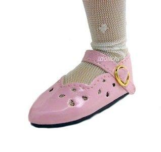 16Susan Pevensie Lara Croft 14Kish Doll Pink Patent Mary Jane