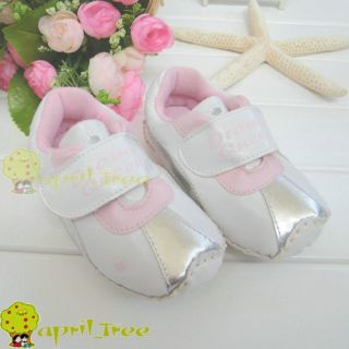 New Toddler Baby Girl Mary Jane Shoes First Shoes E36 9 18M