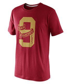 Nike NFL Shirt, Ivy San Francisco 49ers Graphic T Shirt   Mens Sports