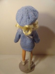 Antique Mary Hoyer Doll 14 Tall Blue Eyes Original Mary Hoyer Mark