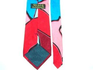 Rush Limbaugh Red Blue Black Pink Marron Abstact Silk Necktie Tie HS10