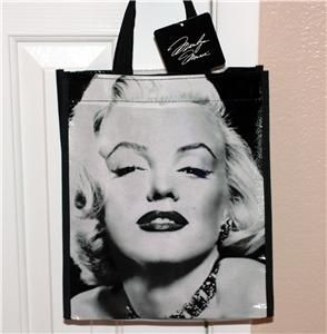 Marilyn Monroe Hollywood Star Shopping Tote Gift Bag