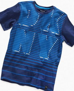 DKNY Kids Shirt, Boys Park Tee   Kids Boys 8 20