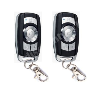 Universal Car Control Central Lock Locking Keyless Entry System + 2