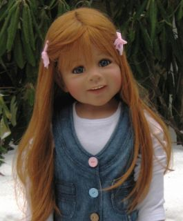 Summer by Monika Levenig Masterpieces Dolls 42 Life Like Toddler Girl