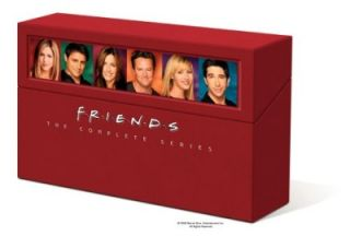Friends The Complete Series Collection New DVD