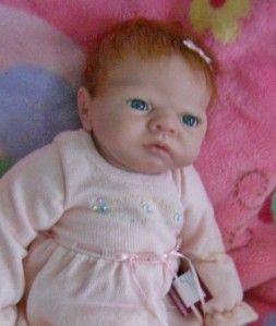 Ashton Drakes Baby Emily Celebration of Life New in Box So Truly Real