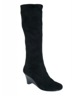 Paris Hilton Shoes, Kaori Tall Wedge Boots   Shoes