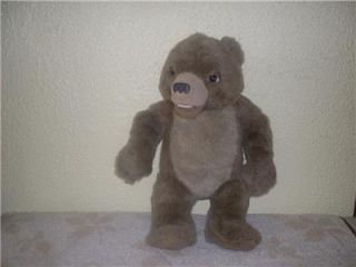 Maurice Sendaks Talking Little Bear Plush Toy Doll
