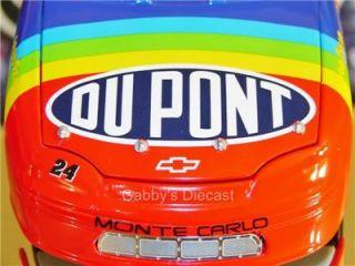 1995 Jeff Gordon 24 Dupont 1st Championship Car Chevrolet Monte CARLO1