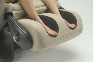 HT 102 Human Touch Robotic Massage Chair Recliner Bone