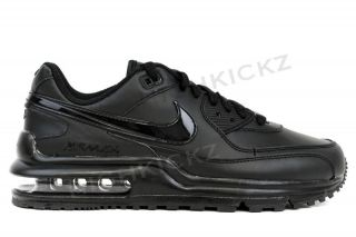 Nike Air Max Wright Black GS 317934 002 Boys Big Kids New Shoes Size 4