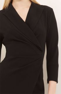 Max Mara Tattico Side Drape Dress Size US 12