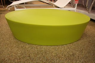 Maya Lin Stones™ Coffee Table ( Chartreuse )