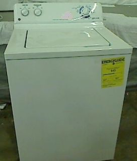 GTWP1000MWW 3 4 CU ft Front Load Capacity Washer