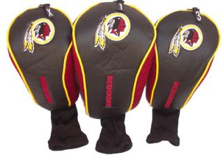 Washington Redskins Lng Neck Golf Headcovers Head Cover