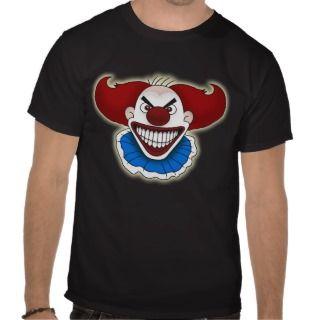 Psycho Clown T Shirt