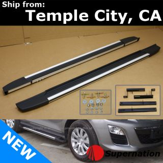 07 11 Mazda CX 7 CX7 CX 7 SUV VIP Aluminum Running Board Side Step