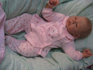 Reborn Baby Girl Doll Maxime