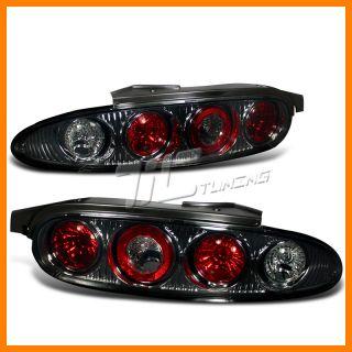 92 93 94 95 96 Mazda MX3 MX 3 Smoke altezza Tail Light Lamps Left